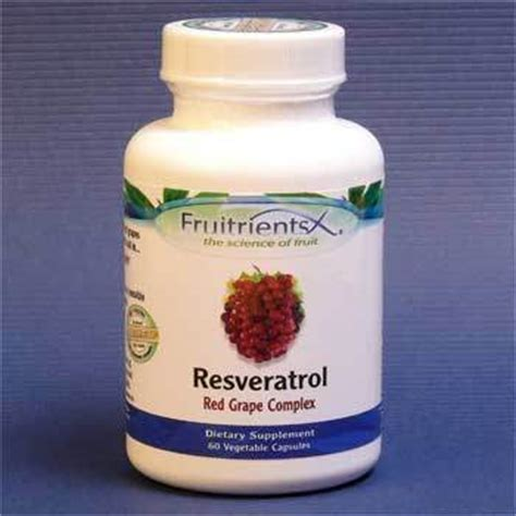 fruitrients x resveratrol grape complex 60 capsules plus where to