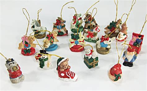 Miniature Decorations by Miniature Tree Ornaments Miniature Ornaments Big Lot