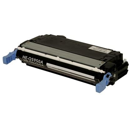 Toner Q5950a black toner cartridge compatible with hp q5950a 643a n2700