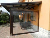 tenda cristal tende verande con cristal trasparente