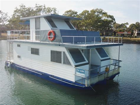 houseboat for sale nsw 33 custom steel house boat house boats boats online for