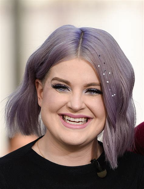 you have to see kelly osbourne s star hair accessories