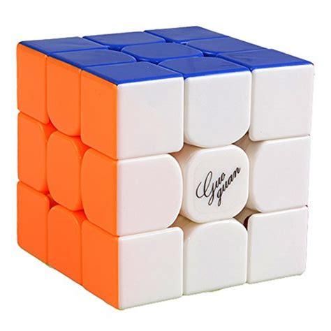 Rubik 3x3 Moyu Guoguan Yuexiao Speed Cube Primary Edition d fantix yj moyu guoguan yuexiao 3x3 speed cube