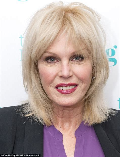 joanna lumley hairstyle elsa mcalonan s beauty upgrades messy up dos daily mail