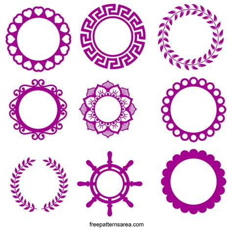 svg pattern external file free projects for laser cutting cnc router and scroll saw