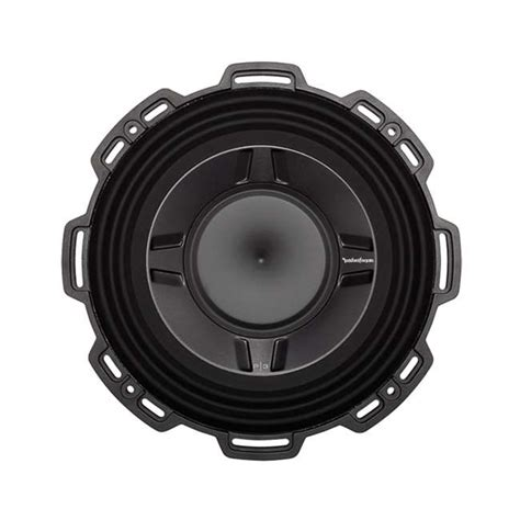 The Punch P 881 rockford p3sd412 12 inch 1600w shallow subwoofers pair p3sd4 12