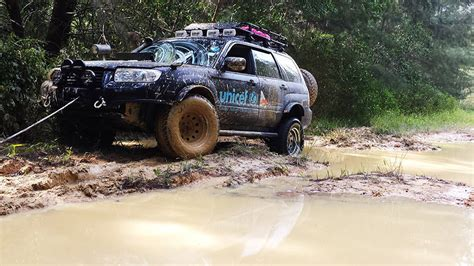 subaru forester off road lifted pic post favorite off road pictures page 23 subaru