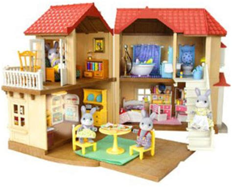 Kitchen Collection Coupon Calico Critters Townhome Calico Critters