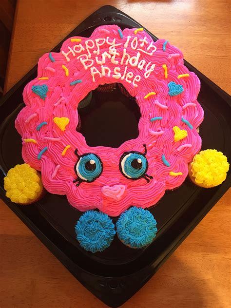 Shopkins Dlish Donut shopkins d lish donut cake my baking donut