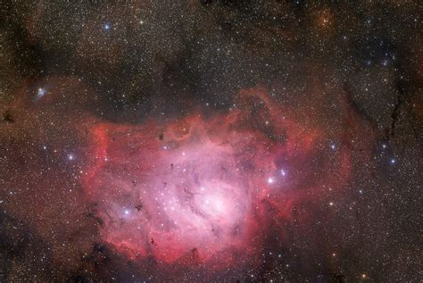 Light Up The Sky Band by Lagoon Nebula Messier 8 M8 Constellation Guide