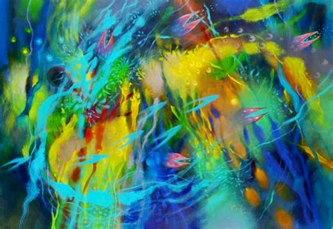 imagenes surrealistas abstractas cuadros pinturas oleos pintura al 211 leo abstracto
