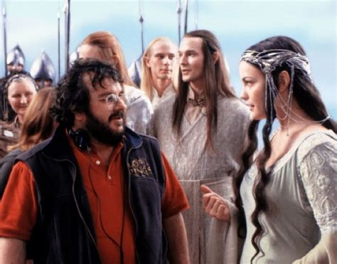 Lord of the rings behind the scenes peter jackson amp liv tyler
