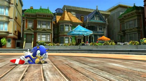 image sonic modern in city escape jpg sonic news network the sonic wiki