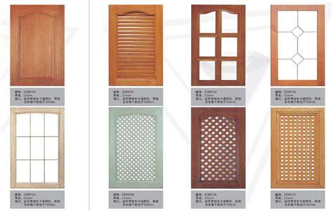 types of kitchen cupboard doors