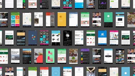 google design for mobile 2015 google design showcase highlights award winners