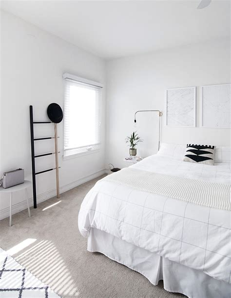 minimal bedroom how to achieve a minimal scandinavian bedroom