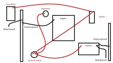 4 wire ls wiring diagram for a 4 get free