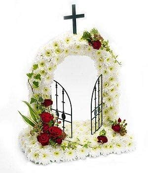 Open Gates of Heaven. | Florist Lillian Rose Flowers ... Gates Of Heaven Design