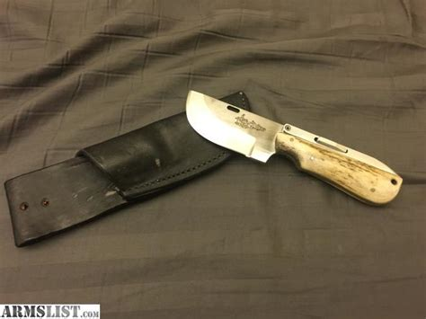 armslist for sale handmade skinning knife