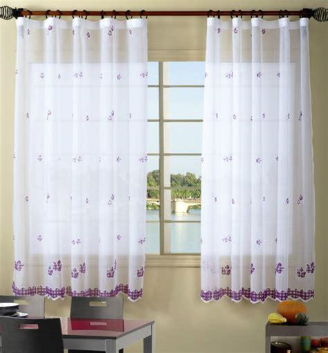 visillos y cortinas visillos cocina visillos cocina decorar interior moderno