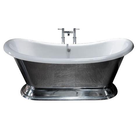 Silver Bathtub by Tub Silver Freestanding Bath 233 Rand