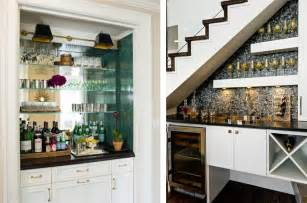 Bar Built In Matouk Setting Up And Styling Your Home Bar
