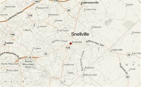 snellville location guide