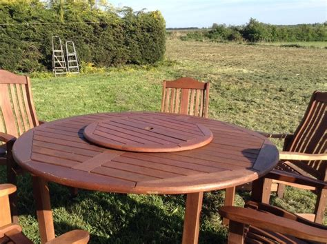 Large Patio Table by Large Wooden Garden Table Deck Tables Patio Modern Outdoor