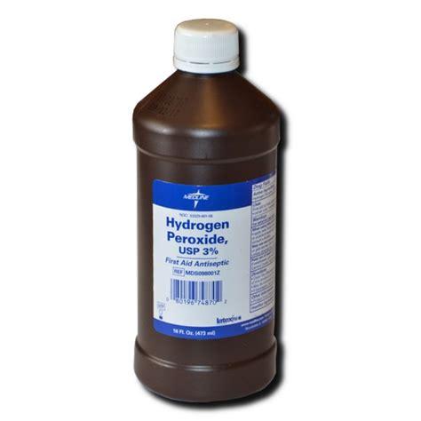 Hydrogen Peroxide 6 Solution Bleaching 100ml hydrogen peroxide lightens hair gradually trusper