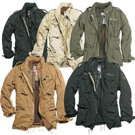 Jaket Bomber Jumbo Original Best Seller surplus vintage regiment m65 jacket washed classic parka