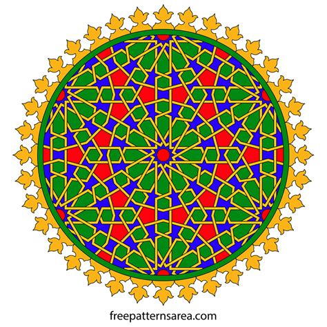islamic pattern software free projects for laser cutting cnc router and scroll saw