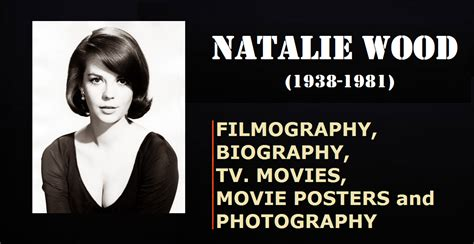 biography movie posters natalie wood biography filmography and movie posters