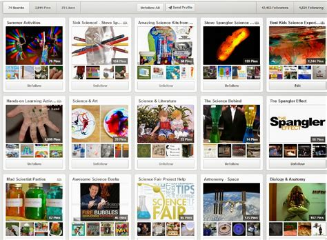 top pinterest boards the best pinterest boards for every subject
