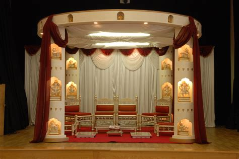 ganesh chaturthi   ganpati stage decoration