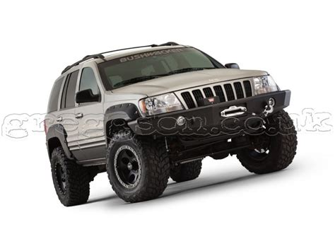 Jeep Grand Flares Jeep Grand Wj Fenders Flares Bushwacker