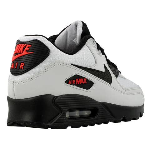 Nike Air Max Essential by Nike Air Max 90 Essential 537384 049 Black Grey