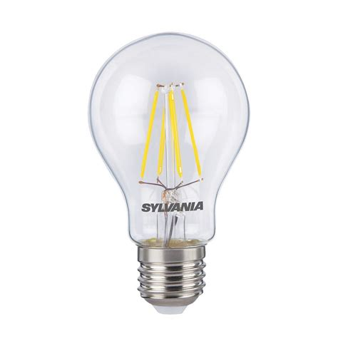led e27 toledo filament led a60 gls light bulb 5w e27