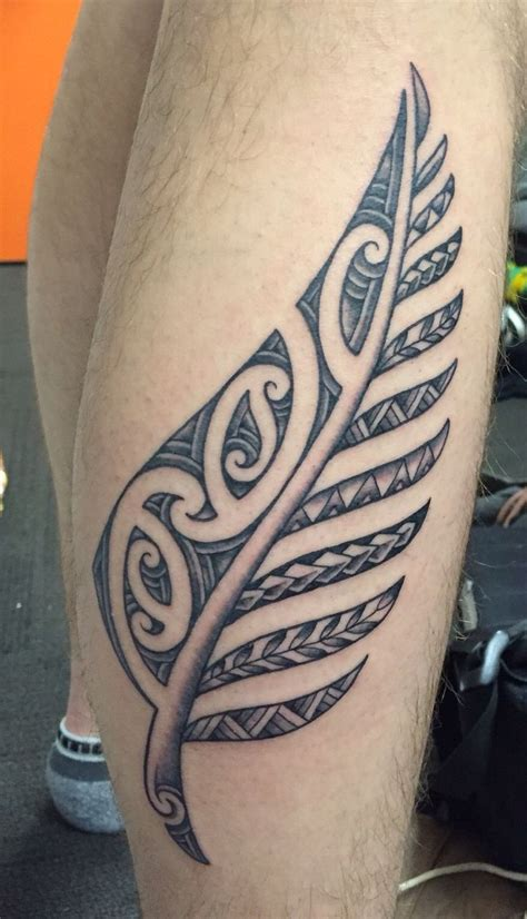 fern tattoo meaning best 25 maori designs ideas on