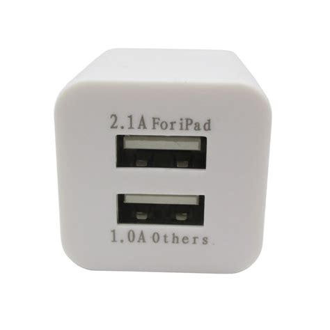 dual usb charger europe socket jbl1309 white jakartanotebook