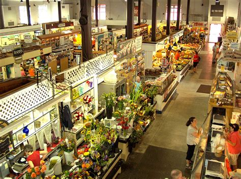 Lancaster Handmade Market - lancaster central market flickr photo