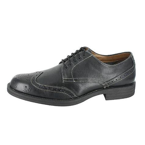 dockers wilde wingtip oxford dress shoes black mens us