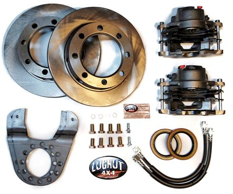 Topi Trucker 3 Second High Quality 60 or 14 bolt disc brake kit 315 shipped pirate4x4