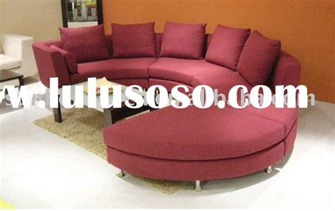 red round sofa circular red leather livingroom set circular red leather