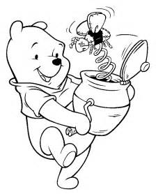 pooh coloring pages winnie the pooh coloring pages learn to coloring