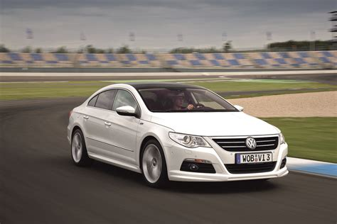Where Is The Volkswagen Cc Made by Vw Passat Cc R Line Revealed Autoevolution
