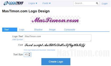 buat tulisan terbalik online buat logo dan tulisan online dengan cooltext yang cantik