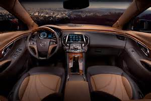 2011 Buick Lacrosse Interior New Buick Lacrosse Gl Concept Gets All Dressed Up For The