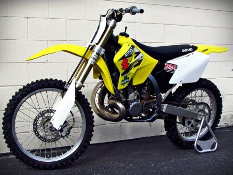 2004 Suzuki Rm250 2004 Suzuki Rm250 For Sale J M Motorsports