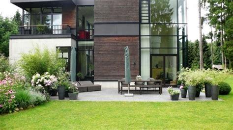 Garten Modern Und Günstig Gestalten by Garten Modern Anlegen Terrasse Modern Gestalten Garten