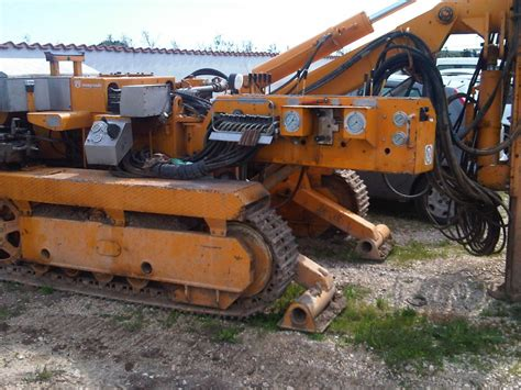 volvo rigs for sale foundation drill rigs for sale frontline construction
